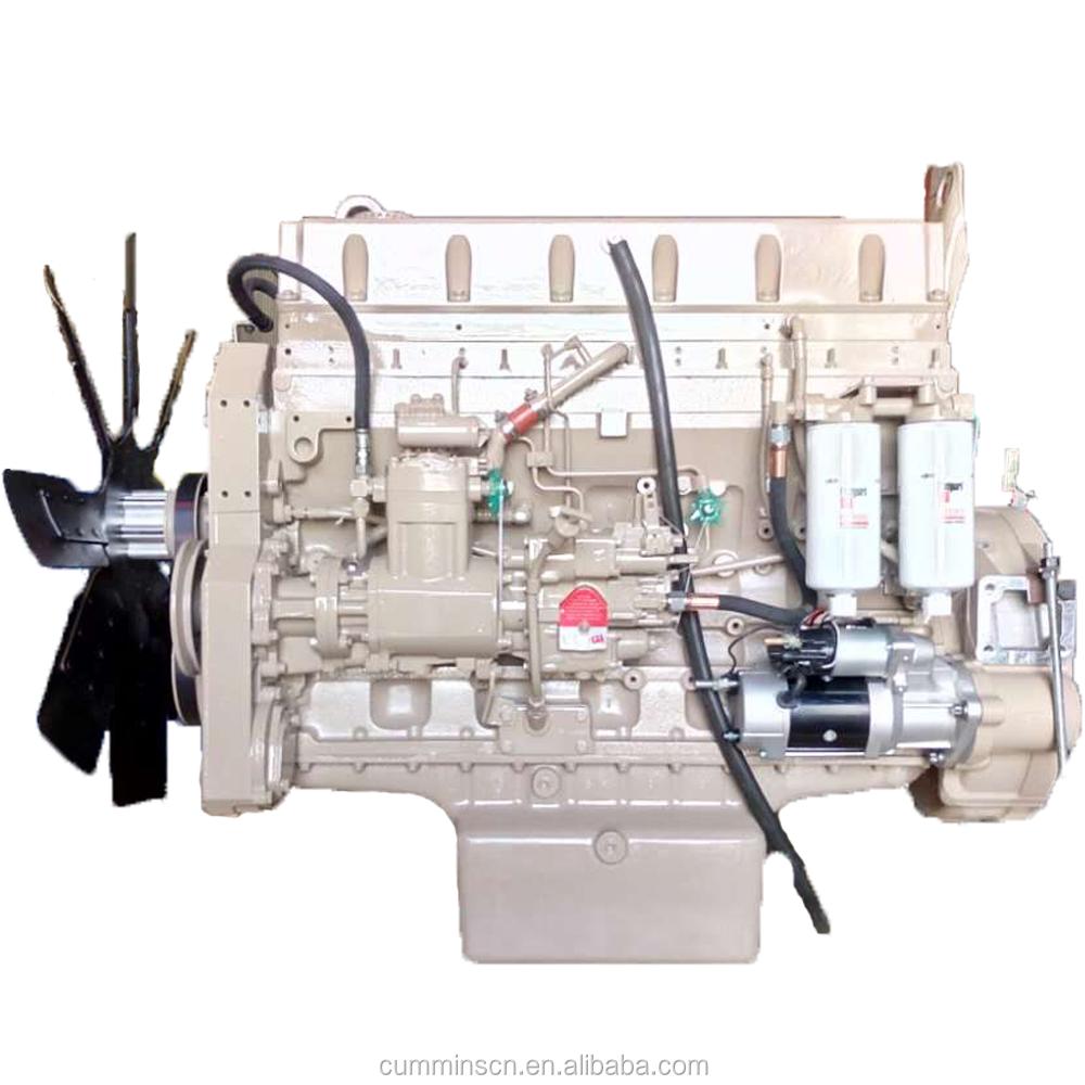 Cummins M11 ISM11 QSM11 Diesel Engine For Construction Machinery